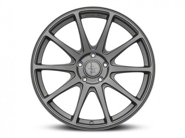 Shelby Style SB203 Anthrazit Felge - 19 und 20 Zoll (15-21 GT, EB, V6)