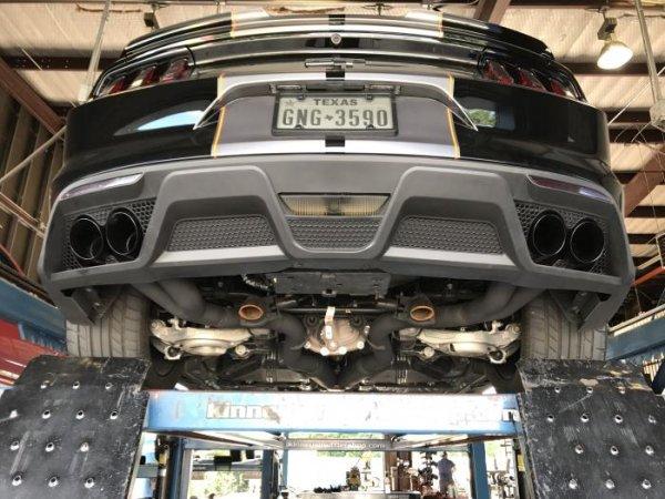 MP Concepts GT350 Style Heckdiffusor (15-17 GT Premium, EB Premium) 397418
