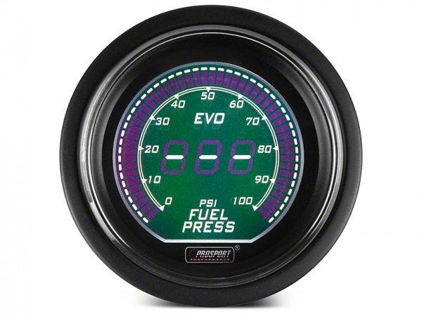 2-Farben Digital Kraftstoffdruckanzeige - Elektrisch - Grün / Weiß (79-21 All) 387167