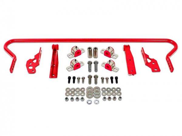 BMR Einstellbare Hintere Stabilisatoren mit Vorgefertigte EndAlln - Rot (05-14 All) SB042R