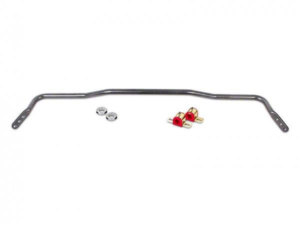 BMR verstellbarer hinterer Sway Bar - Hammerschlag (15-21 All) SB045H
