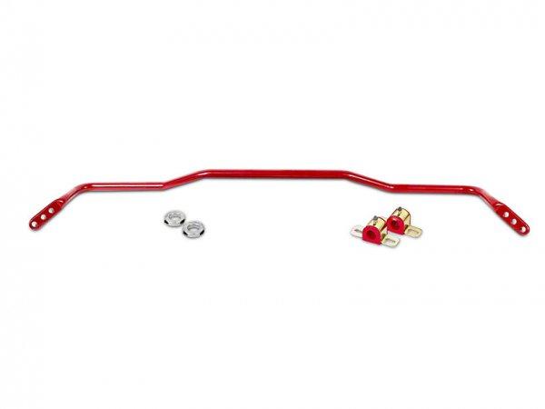 BMR verstellbarer hinterer Sway Bar - Rot (15-21 All) SB045R
