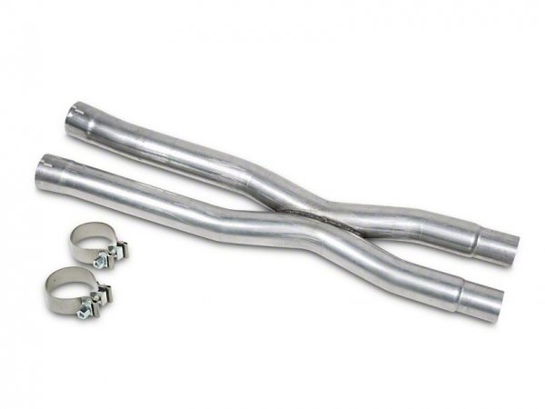 Roush Cut and Clamp Resonator X-Pipe (15-21 GT) 422046