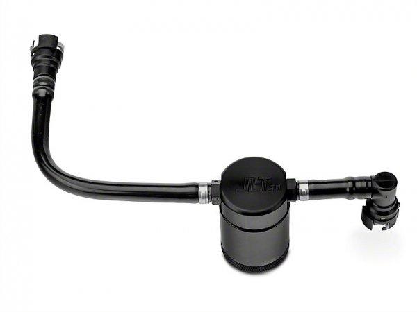 JLT V3.0 Black Oil Separator - Beifahrerseite (07-14 GT500) 3012P-B
