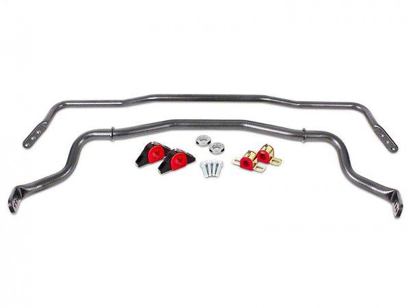 BMR Verstellbare Sway Bars vorne und hinten - Hammerschlag (15-21 All) SB043H