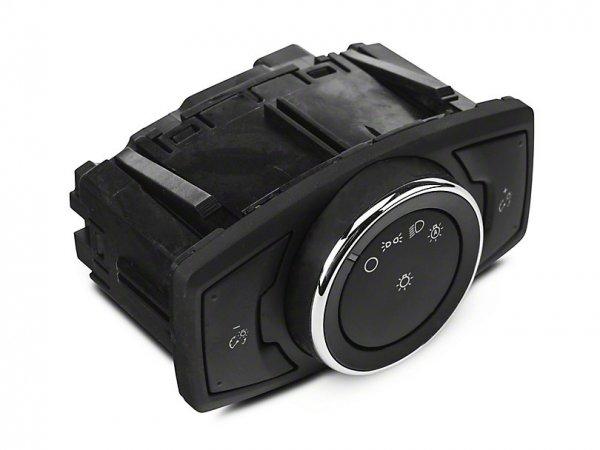 Ford Scheinwerfer Lichtschalter ohne Nebelscheinwerfer (15-21 All) SW6995