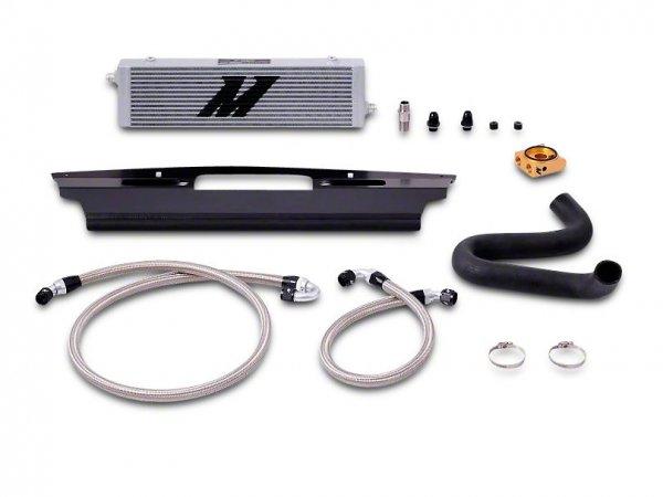 Mishimoto Ölkühler Kit Silber (15-17 GT) MMOC-MUS8-15T